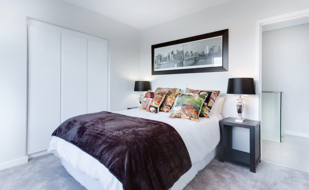 The City Cleaners Bedroom Carpet Cleaning
