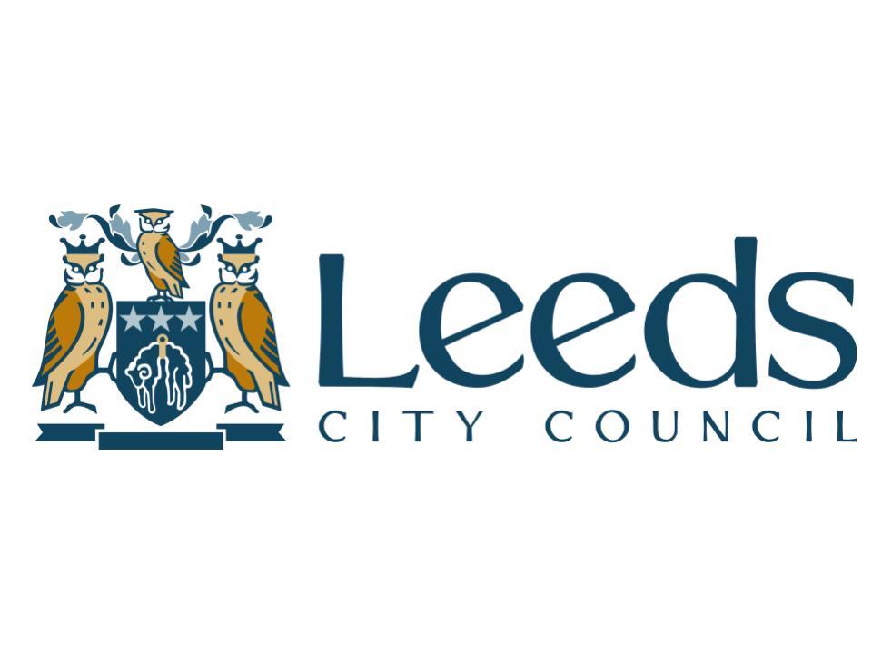 Leed City Council Logo